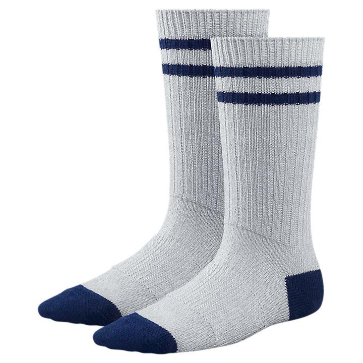 Kids' Marled Boot Socks (2-Pack)-