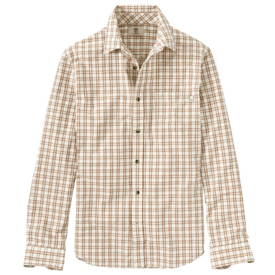Men's Gale River Small Check Shirt