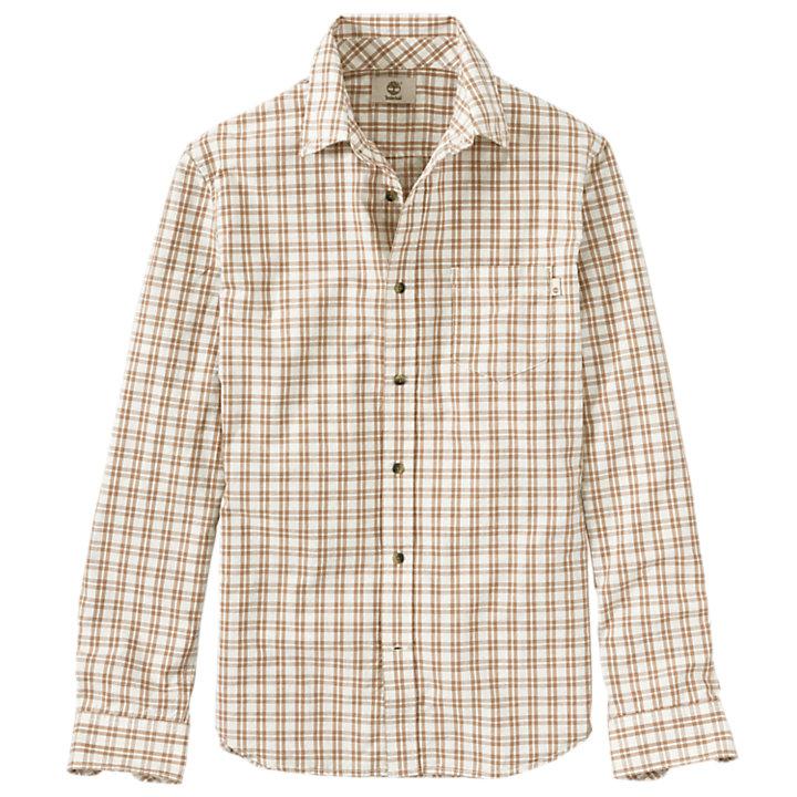 Men's Gale River Small Check Shirt-