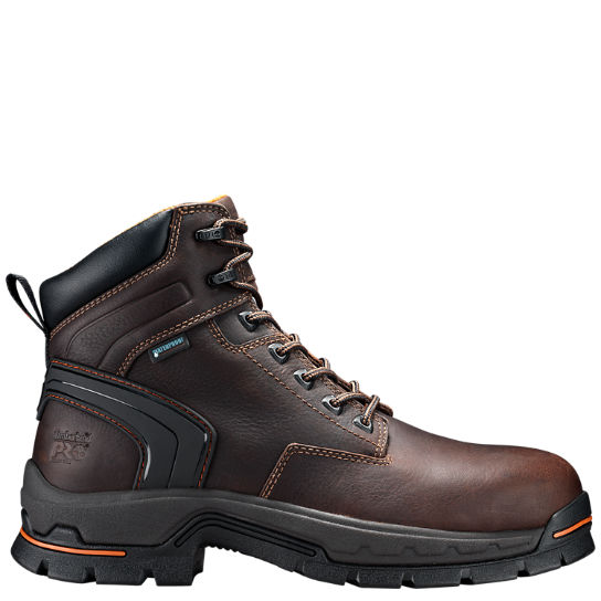 Men's Timberland PRO® Stockdale Alloy Toe Work Boots