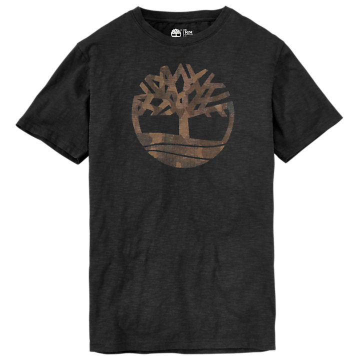 Men's Kennebec River Camo Tree T-Shirt-