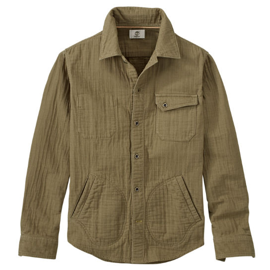 Men's Warner River Double-Layer Shirt