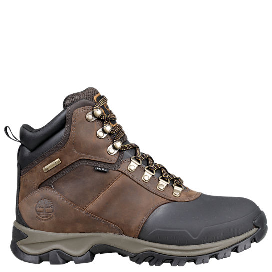 Men's Mt. Maddsen 6-Inch Waterproof Hiking Boots
