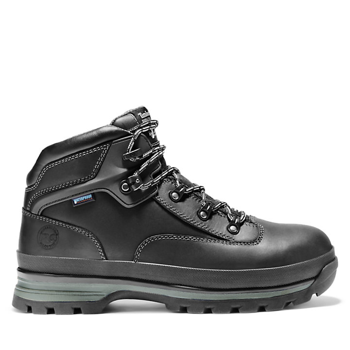 Men's Timberland PRO® Euro Hiker Alloy Toe Work Boots-