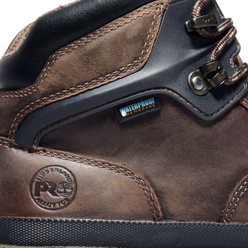 Men's Timberland PRO® Euro Hiker Alloy Toe Work Boots-