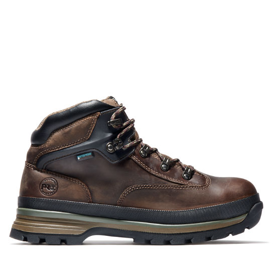 Men's Timberland PRO® Euro Hiker Alloy Toe Work Boots