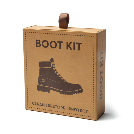 TBL® Nubuck Leather Boot Kit