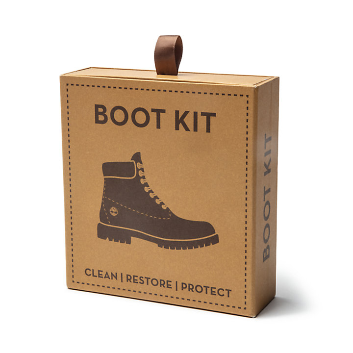 TBL® Nubuck Leather Boot Kit-