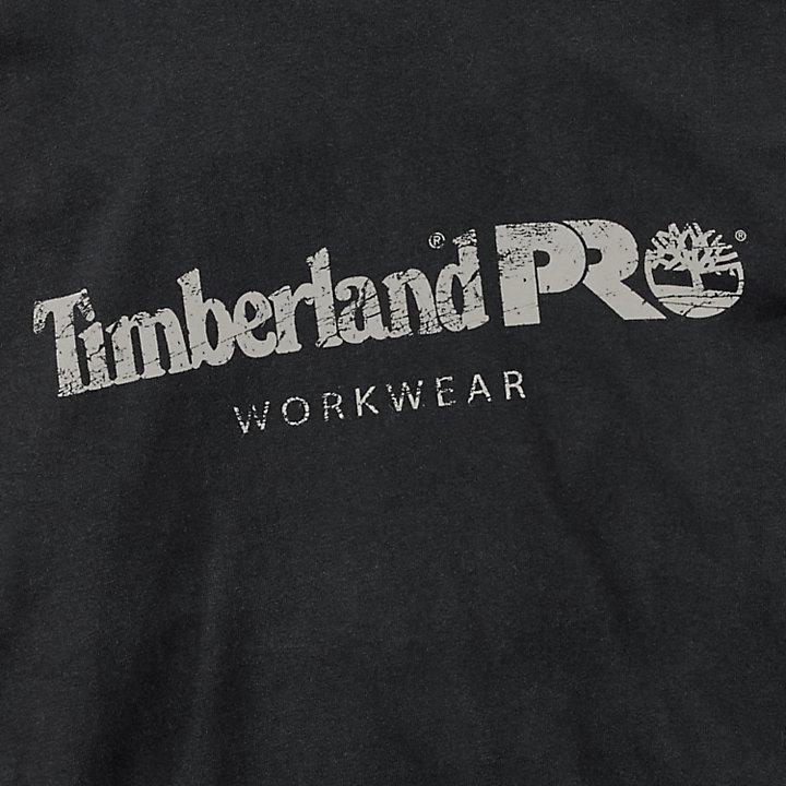Men's Timberland PRO® Cotton Core Long Sleeve T-Shirt-