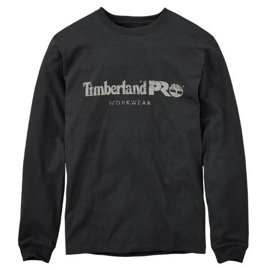 vestir Fragante Multiplicación  Men's Timberland PRO® Cotton Core Long Sleeve T-Shirt | Timberland US Store