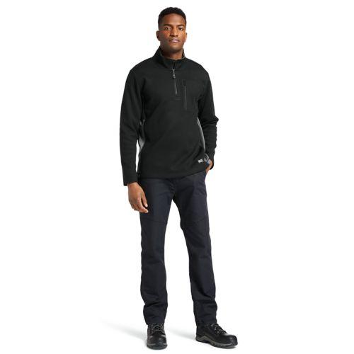 Men's Timberland PRO® Studwall 1/4-Zip Fleece Pullover-