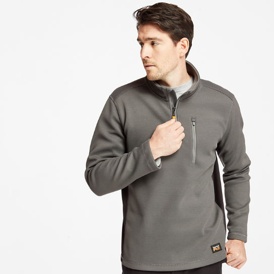 Men's Timberland PRO® Studwall 1/4-Zip Fleece Pullover