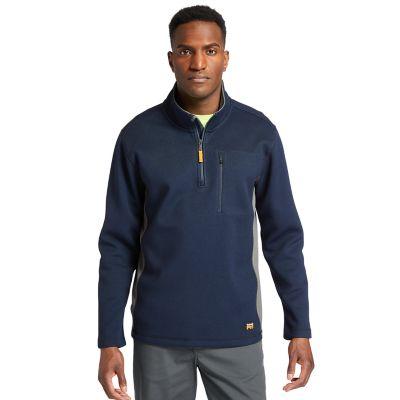 Men's Timberland PRO® Studwall 1/4-Zip Fleece Pullover