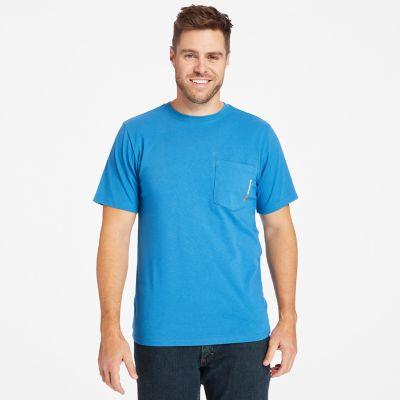Men's Timberland PRO® Short Sleeve Base Plate Wicking