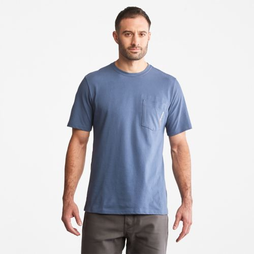 Men's Timberland PRO® Short Sleeve Base Plate Wicking T-Shirt-