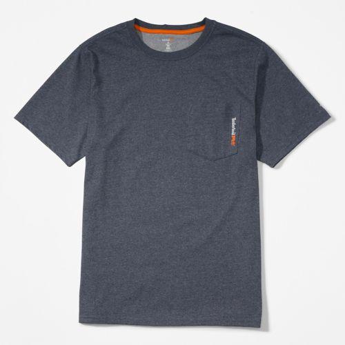 Men's Timberland PRO® Short Sleeve Base Plate Wicking T-Shirt-