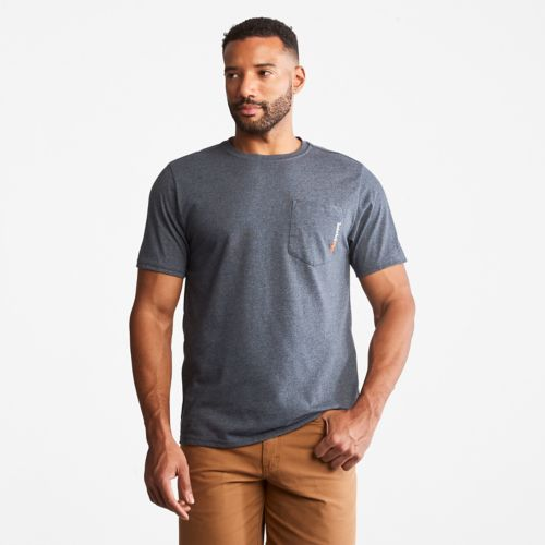 Men's Timberland PRO® Base Plate Blended Short-Sleeve T-Shirt-