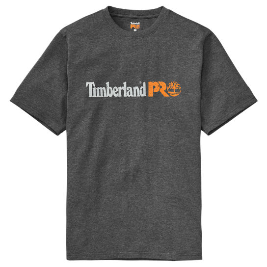 Men's Timberland PRO® Cotton Core Logo T-Shirt