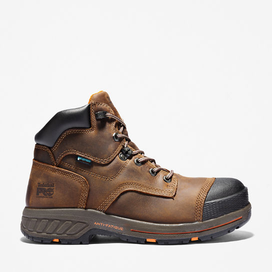 "Men's Timberland PRO® Helix HD 6"" Comp Toe Work Boots"