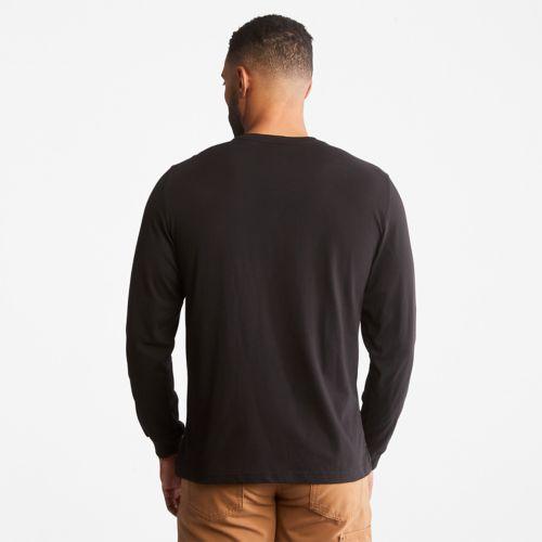 Men's Timberland PRO® Base Plate Long-Sleeve Wicking T-Shirt-