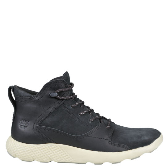 Men's FlyRoam™ Leather Sneaker Boots