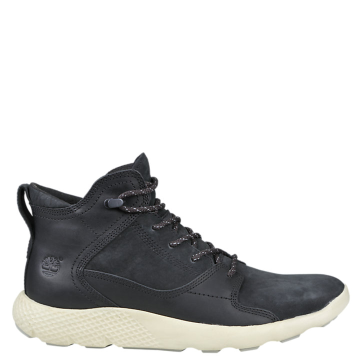 Men's FlyRoam™ Leather Sneaker Boots-