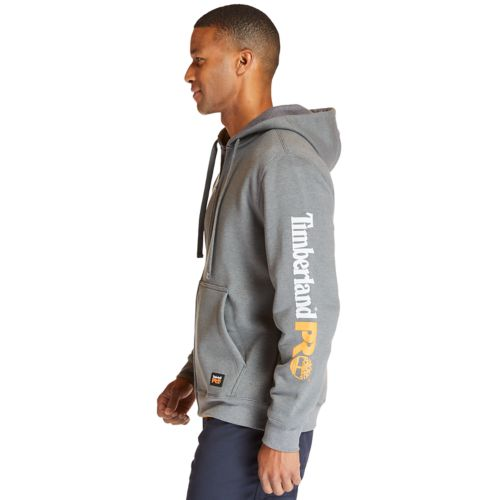 Men's Timberland PRO® Hood Honcho Full-Zip Sweatshirt-