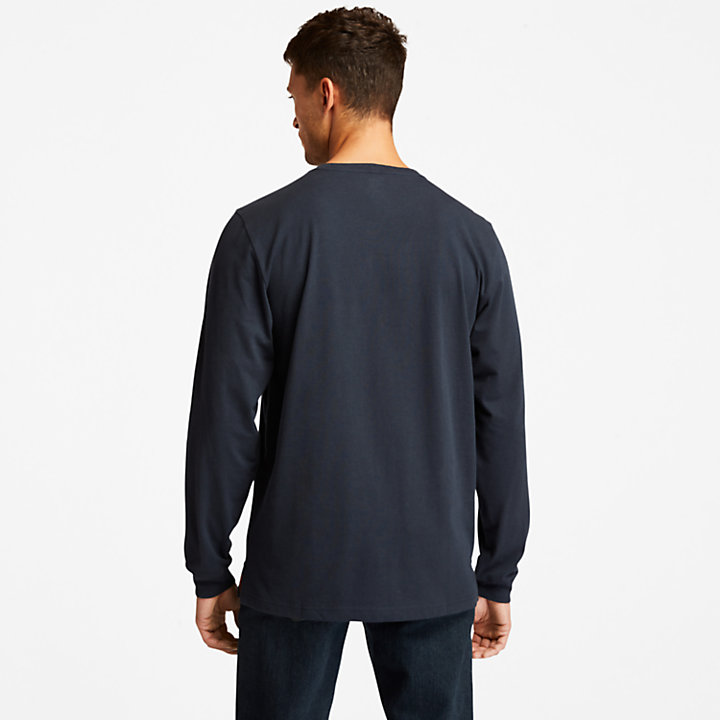 Men's Timberland PRO® Long Sleeve Base Plate Wicking T-Shirt-