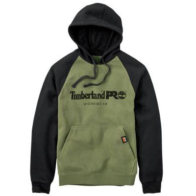 Timberland   Men's Timberland PRO Hood Honcho Raglan Hoodie   Tuggl