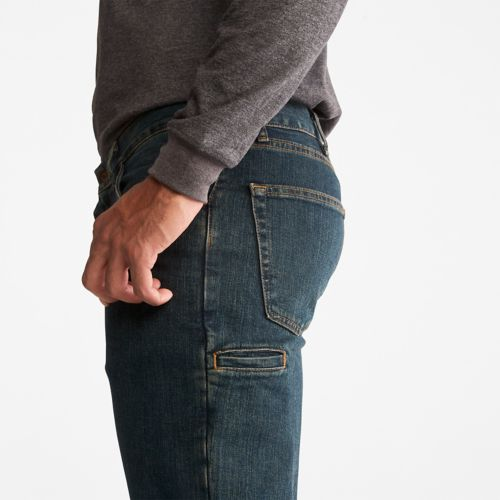 Men's Grit-N-Grind Flex Denim Work Pant-