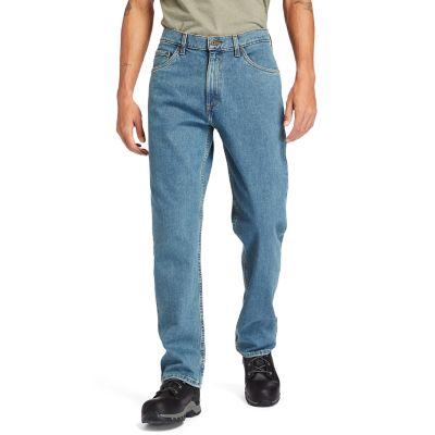Men's Timberland PRO® Grit-N-Grind Flex Denim Work Jeans