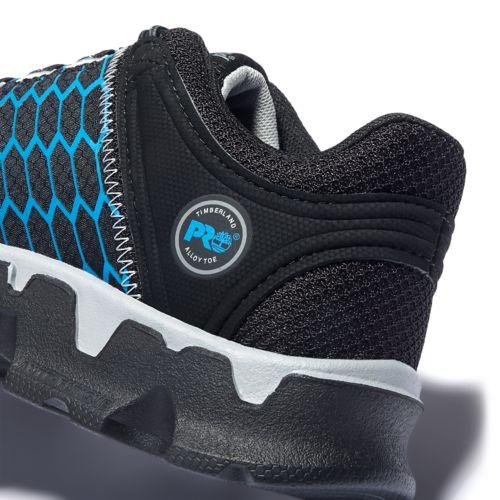 Women's Timberland PRO® Powertrain Sport Slip-On Alloy Toe SD+ Work Shoes-