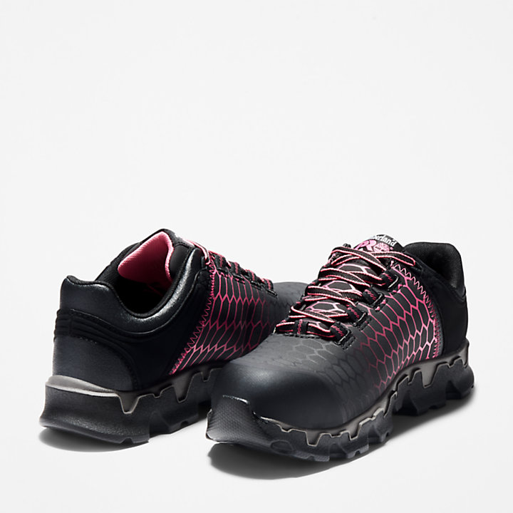 Women's Timberland PRO® Powertrain Sport Alloy Toe EH Work Shoes-