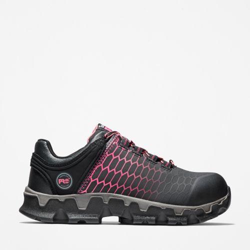 Women's Timberland PRO® Powertrain Sport Alloy Toe Work Sneaker-