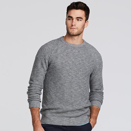 Men's Stocker Brook Crew Neck Sweater