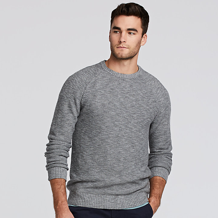 Men's Stocker Brook Crew Neck Sweater-