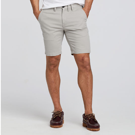 Men's Webster Lake Twill Chino Short