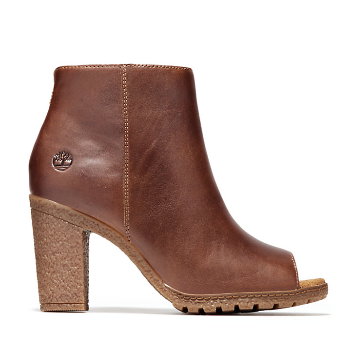 Women's Tillston Peep-Toe Booties-