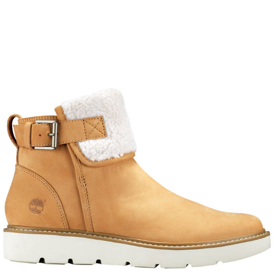 Details about Women's Timberland Boots Kenniston Boots Size 9 Wheat Color