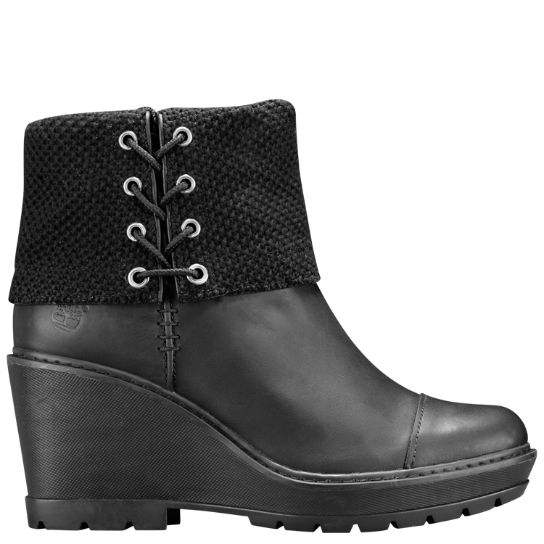 Women's Kellis Wedge Fold-Down Boots