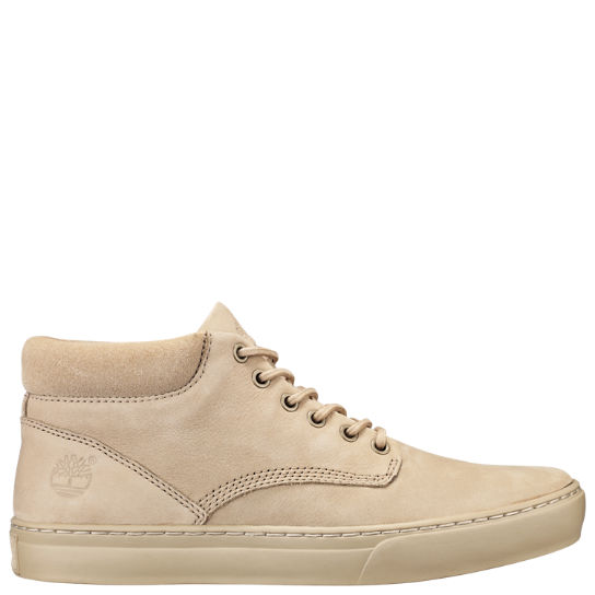 Men's Adventure Cupsole Chukka Shoes