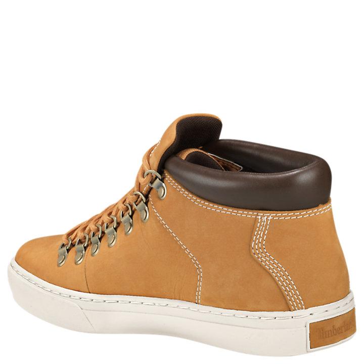 Men's Adventure Cupsole Alpine Chukka Shoes-