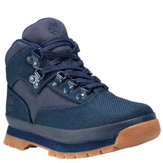 Junior Euro Hiker Boots