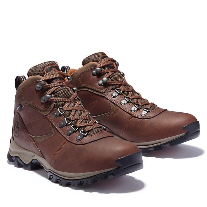 Men's Mt. Maddsen Mid Waterproof Hiking Boots