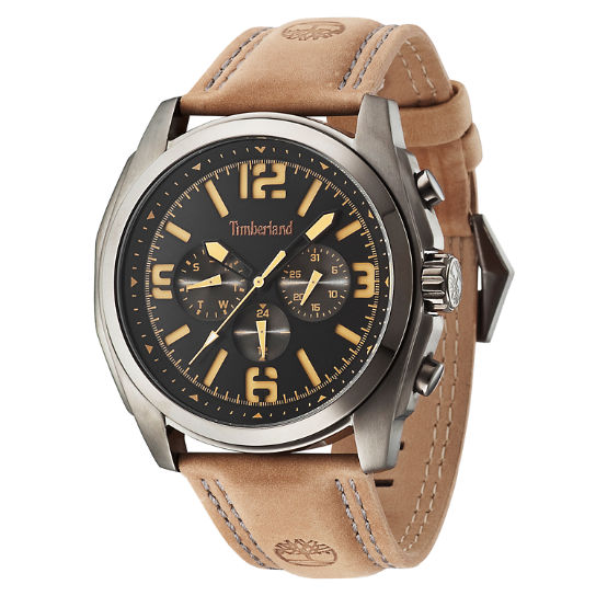 Timberland® Brattleboro Multifunctional Watch