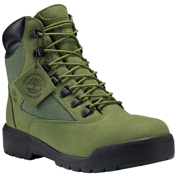 Men's 6-Inch Waterproof Field Boots-
