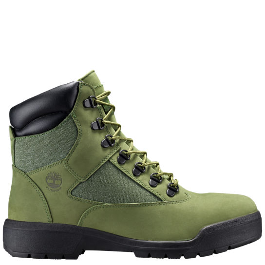 Men's 6-Inch Waterproof Field Boots