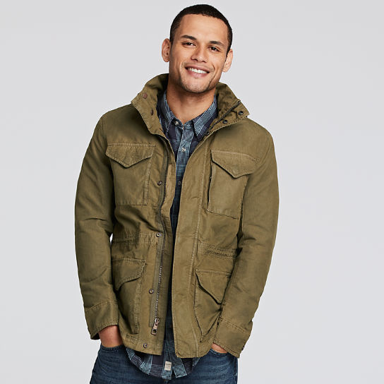 Men's Mt. Stickney M65 Jacket