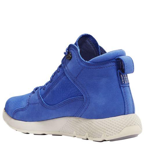 Junior FlyRoam™ Leather Hiker Boots-