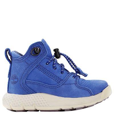 Toddler FlyRoam™ Leather Hiker Boots